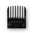Beard combs 3-7 mm